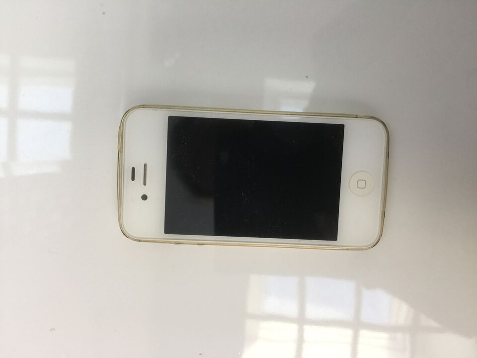 IPhone 4S 16 GB pari NUOVO con 2 caricatori