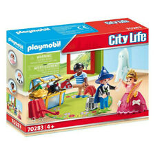 Playset City Life Children in Costume Playmobil 70283 (29 pcs)