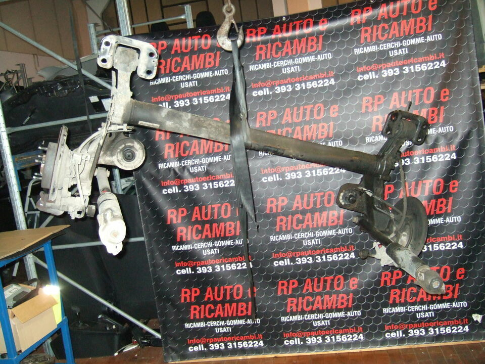 Assale posteriore astra j 1.7 td
