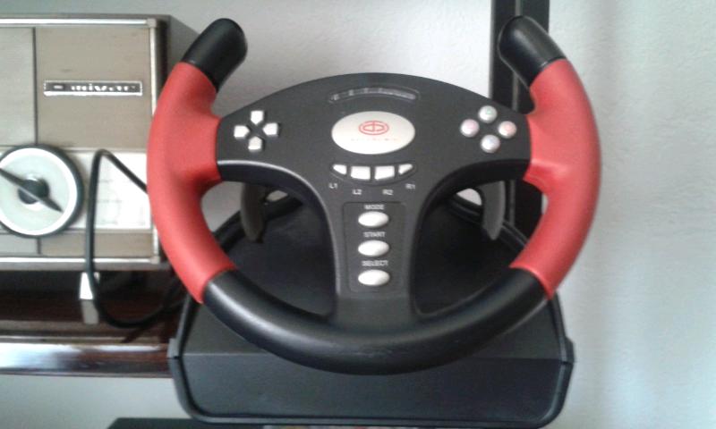 Volante per Playstation