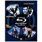 The Best of Blu-Ray - Vol.1 (Blu-ray Disc, 2007, 4-Disc Set)