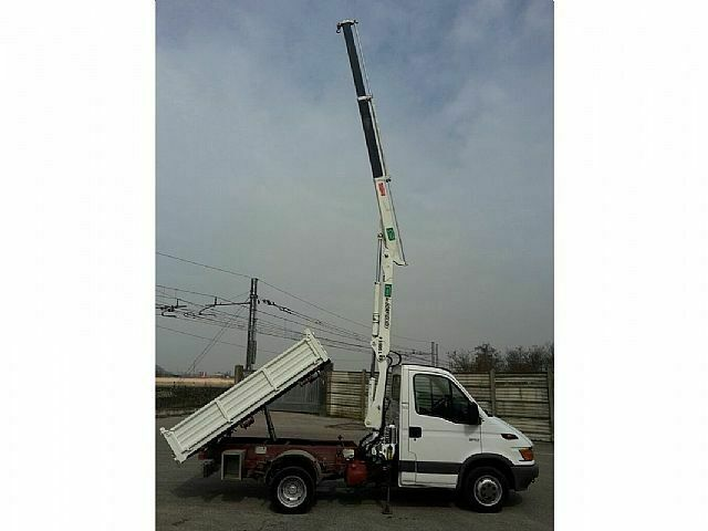 Camion Iveco daily 3