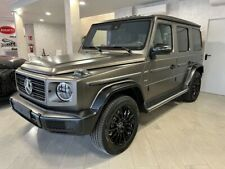 Mercedes-Benz G 400 d S.W. Stronger Than Time Edition