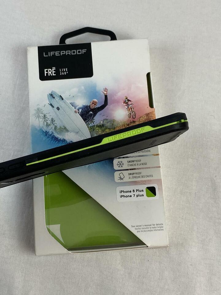 LIFEPROOF per Iphone 7 e 8 Plus 4