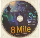 8 Mile (DVD, 2003, Full Frame; Uncensored Bonus Materials)