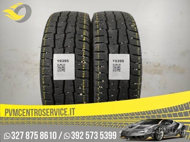 Gomme Usate 215 60 17C Michelin 19395