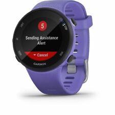 Garmin Forerunner 45 - Orologio GPS Smart Running - Piccolo - Viola