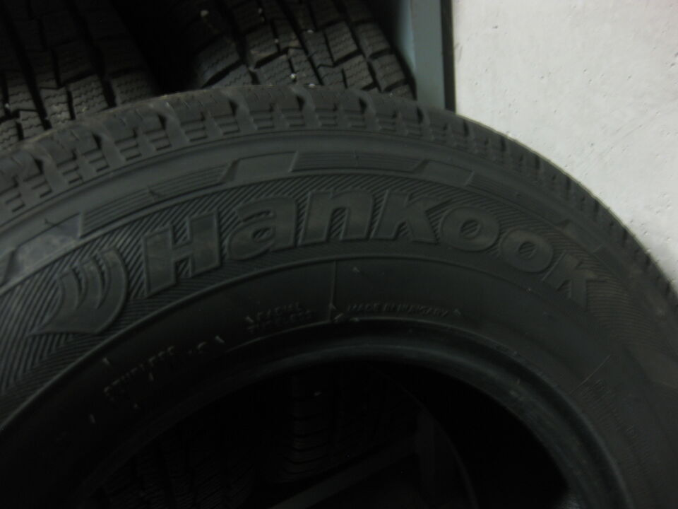 Pneumatici hankook winter camper