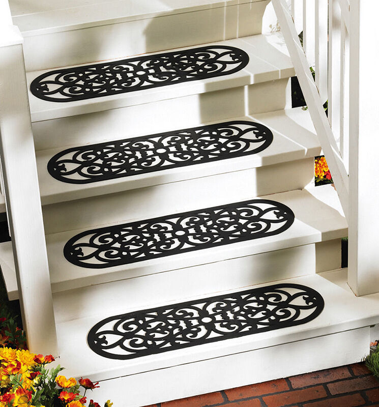 Beau Anyone Claiming To Be Familiar With Rubber Stair Treads Should Take Another  Look At The Products Now Available. In The Past, All Rubber Treads  Resembled ...