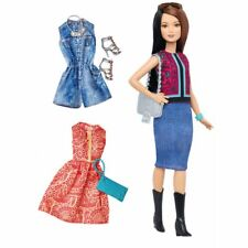 Barbie Fashionistas Bambola Pretty in Paisley (Bella in Paisley) DTF04