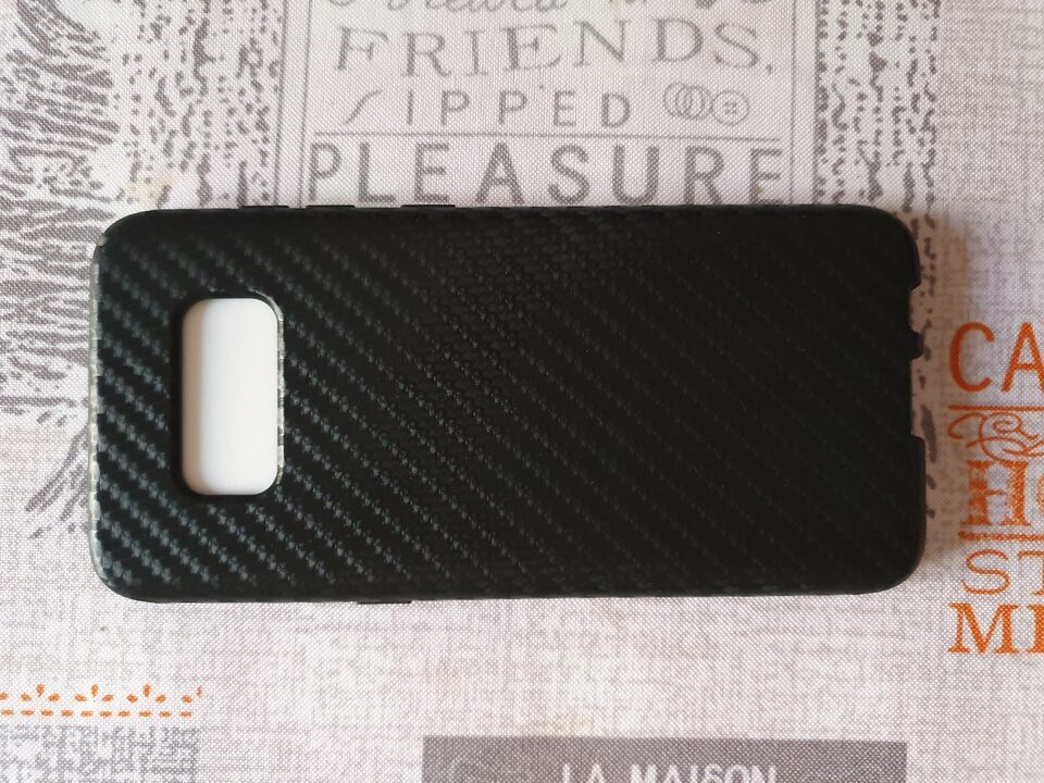 Cover Carbon Look Samsung S8