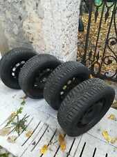 Gomme pneumatici invernali Nokian WR d4 175/65 R14 + Cerchi