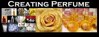 CREATING PERFUME
