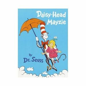 Classic seuss ser daisy head mayzie by dr seuss 1995 for Daisy head mayzie coloring pages