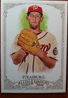 Topps Stephen Strasburg Original Single Baseball Cards