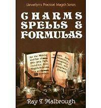 Charms, Spells and Formulas (Llewellyn's Practical ..., Malbrough, Ray Paperback