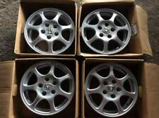 U011 4 cerchi in lega 15 pollici semin. honda civic sport accord