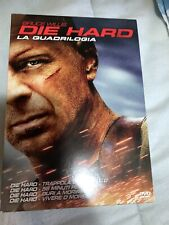 Die hard cofanetto dvd
