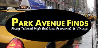 Park Avenue Finds