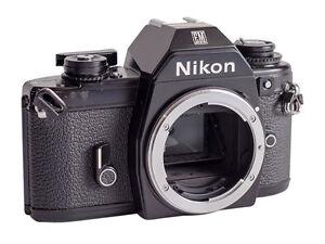 Nikon EM Vs. Leica M4-2