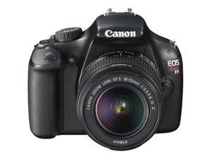 Canon EOS Rebel T3 12.2 MP Digital SLR C...
