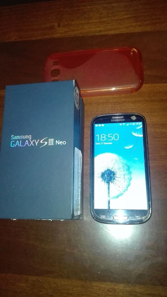 Cellulare Samsung galaxy S 3 NEO GT-i9301l