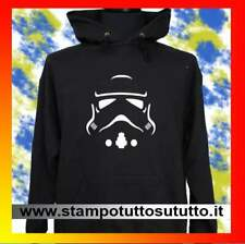 Felpa cappuccio, star wars, star trooper