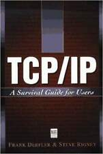 Libro TCP/IP A survival Guide for Users