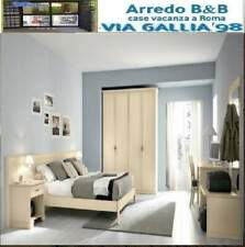 "Arredo hotel a roma- CAMERA ""ARCADIA 03""- BED AND BREAKFAST ""b&b"