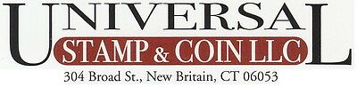 Universal Stamp and Coin