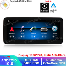 ANDROID navigatore Mercedes Classe GLC X253 Bluetooth Car Tablet