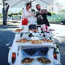 Aperitivo buffet catering matrimonio eventi