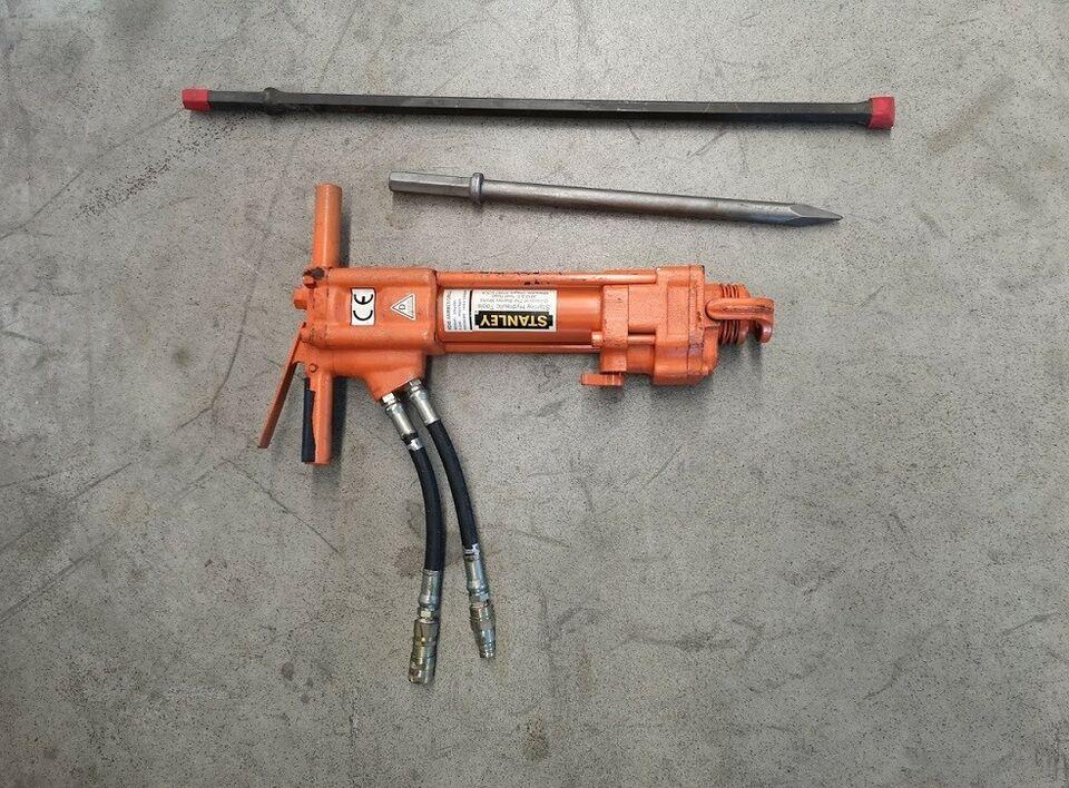 Perforatrice a martello nuova stanley hd 45