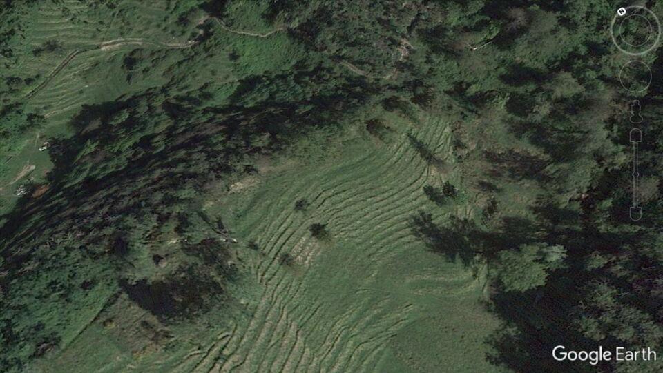 Terreno agricolo terrazzato ex vigneto 2