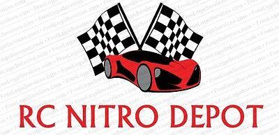 RC NITRO DEPOT