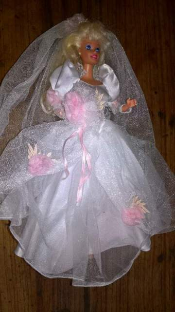 Barbie superstar sposa Romantic Bride 1992