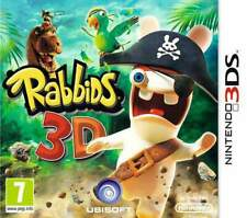 Rabbids Nintendo 3DS