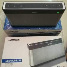 Bose soundlink iii bluetooth