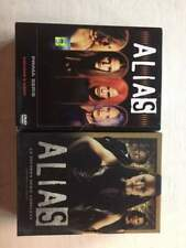 Alias DVD prima e seconda serie