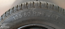 Gomme 155 80 13