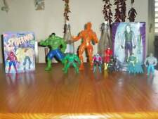 Lotto Super eroi Hulk/batman/spiderman.ecc
