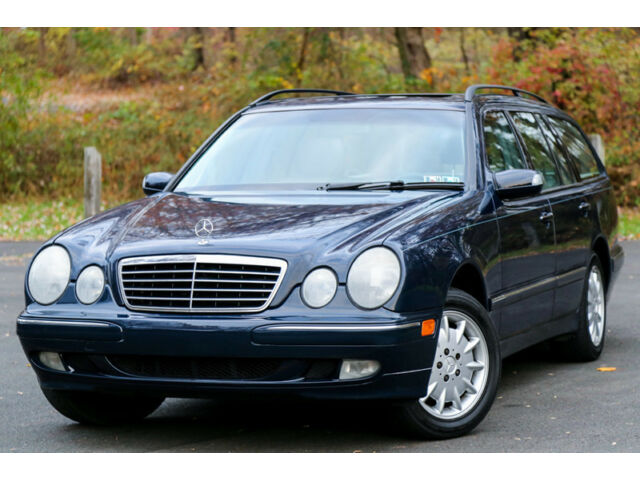 Mercedes benz e320 4matic awd cars for sale for Mercedes benz e320 4matic