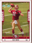 Alex Smith Piece of Authentic Football Trading Cards