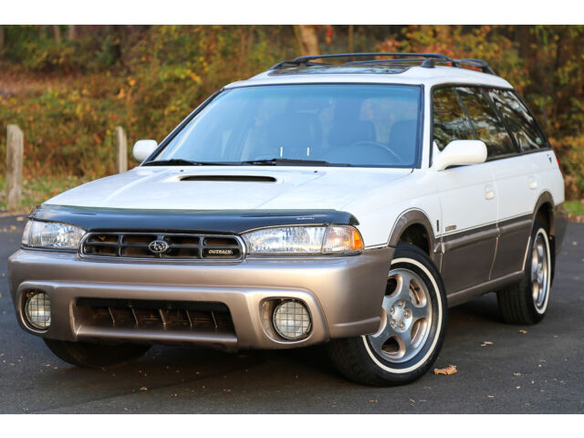 1998 subaru outback limited legacy wagon 1owner awd 4x4. Black Bedroom Furniture Sets. Home Design Ideas