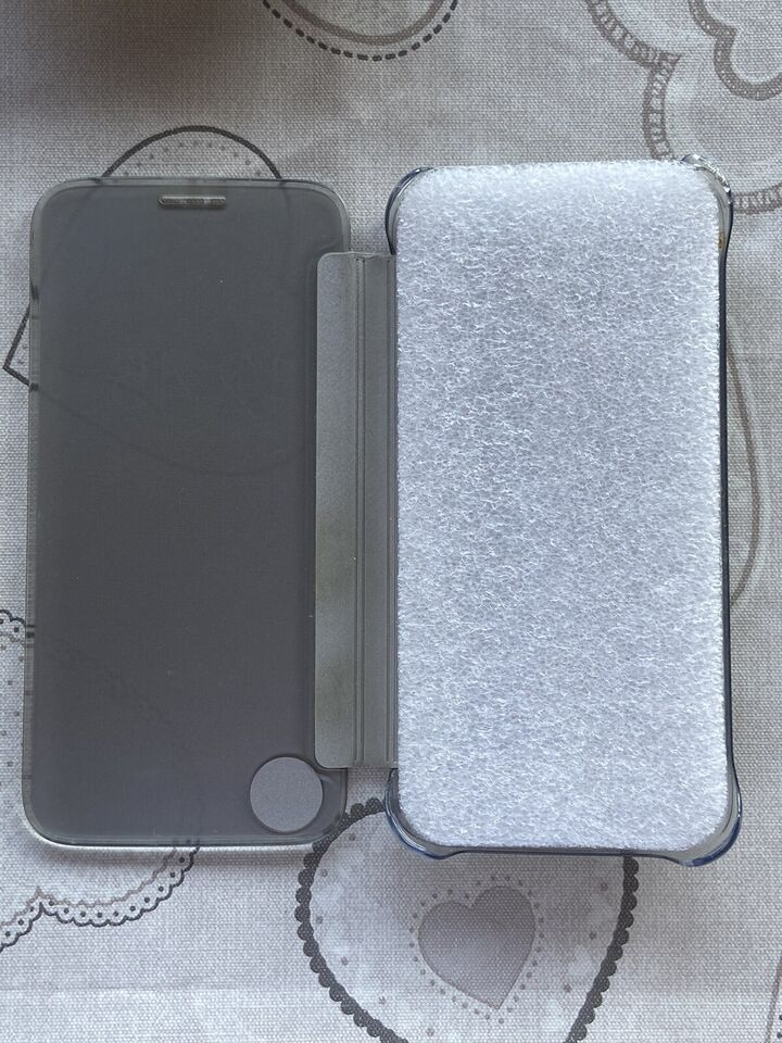 Custodia Samsung Galaxy S7 clear view 4