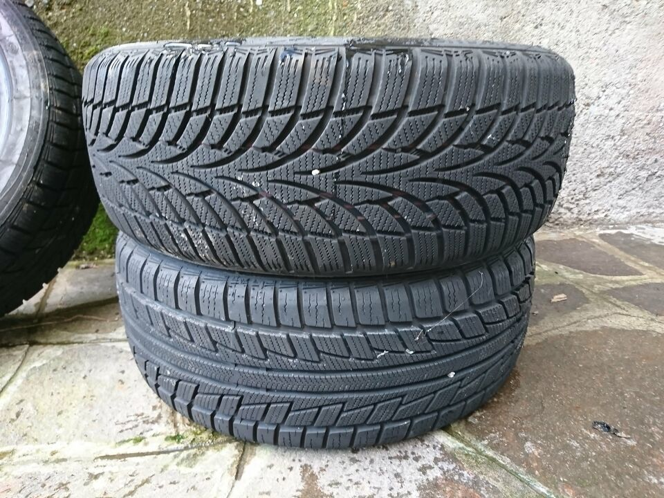 Gomme Invernali usate Smart 2