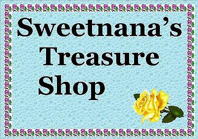 Sweetnana's Treasure Shop