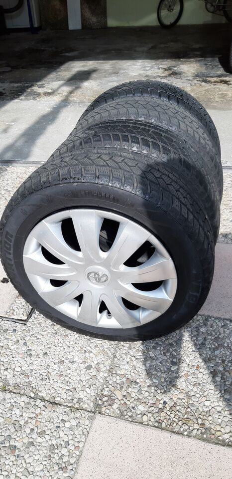 Gomme invernali 185/60/15 4