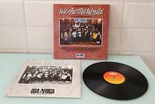 Disco Vinile LP 33 Giri Usa For Africa - We Are The World