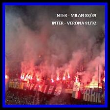 Cd tifo curva nord inter in inter-milan 88/89